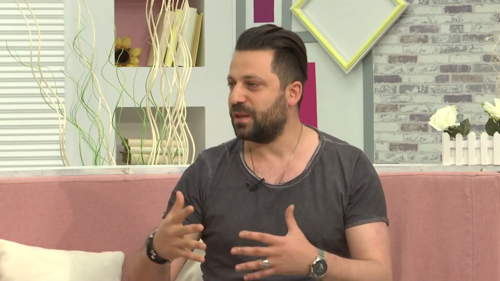 """Barev Yerkir"" TV Program"