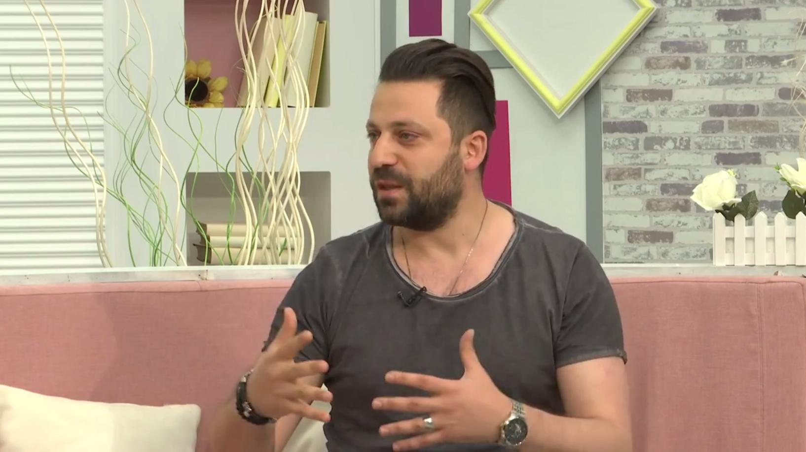 """""""Barev Yerkir"""" TV Program"""