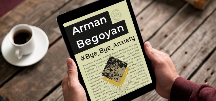 #Bye_Bye_Anxiety Kindle Edition is already available